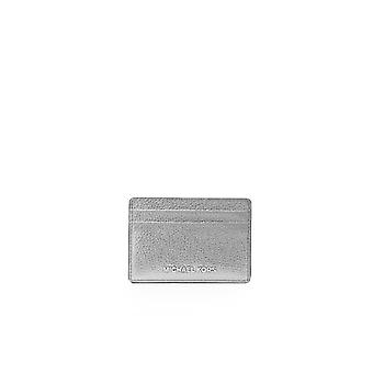 MICHAEL KORS SILVER CARD HOLDER
