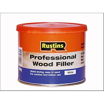 Rustins Professional Wood Filler Natural 500g
