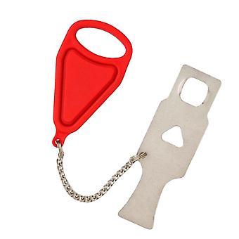 Portable Hotel Door Lock, Self Defense Door Stopper