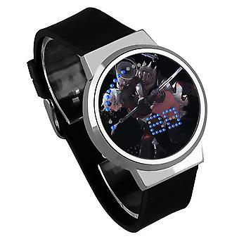 Водонепроницаемые светящиеся светодиодные цифровые сенсорные детские часы - YoRHa #42