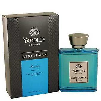 Yardley Gentleman Suave By Yardley London Eau De Toilette Spray 3.4 Oz (men) V728-538443