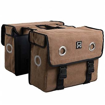 Willex Bicycle Bags 52 L Brown