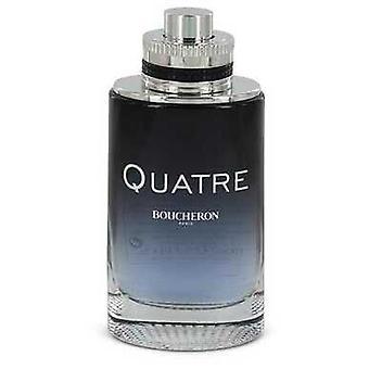 Quatre absolu de Nuit by Boucheron Eau de Parfum Spray (Tester) 3,4 oz (miehet) V728-544235