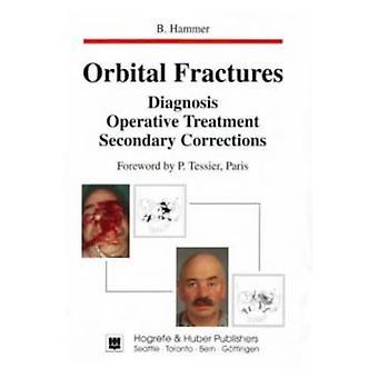 Orbitaaliset murtumat: diagnoosi, operatiivinen hoito, toissijaiset korjaukset