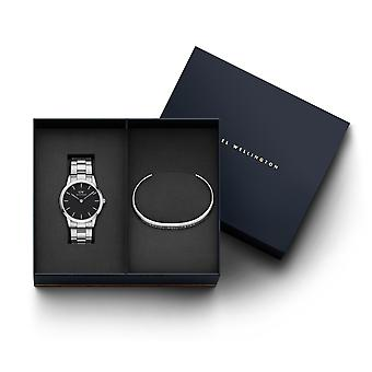 Daniel Wellington DW00500873 Iconic Watch And Bracelet Giftset