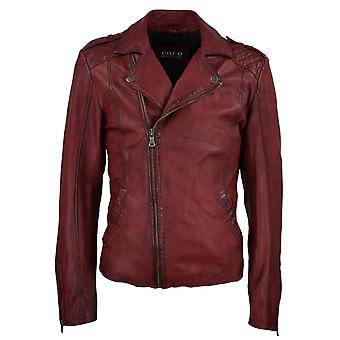 Men's leather jacket Horus