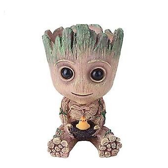 Tree Man Cartoon Model Flower Pot