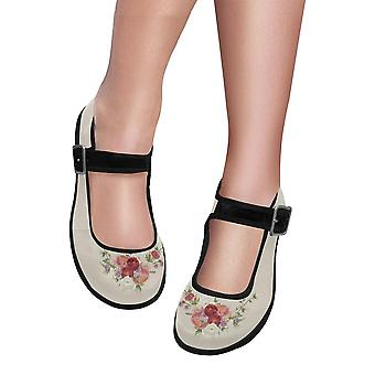 Mary jane shoes - peony