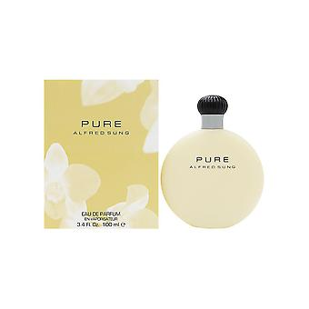 Pure for women by alfred sung 3.4 oz eau de parfum spray