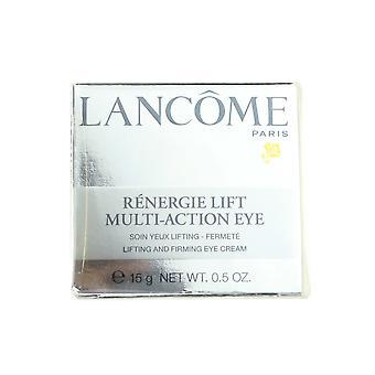 Lancome Renergie Løft Multi-Action Øyeløfting Og Oppstraking Eye Cream 0.5oz Ny