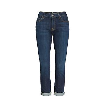 7 For All Mankind | Crop Skinny Jeans