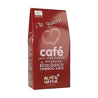 Ground Coffee Maca Rakastan sinua! Bio 125 g