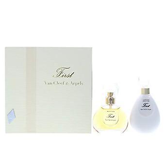 Van Cleef & Arpels First Gift Set 30ml EDT + 50ml Body Lotion