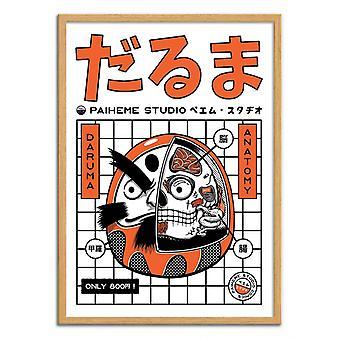 Art-Poster - Daru - Paiheme Studio