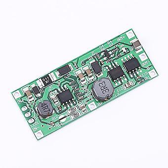 Dc5v-12v til 12v 18650 litiumbatteri / ups spenning omformer modul