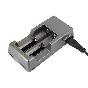 Palo M701W 3.7V 2 Fente 18650 17650 17335 16500 14500 Chargeur de batterie rechargeable au lithium