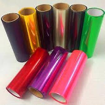 Gloss Light Wrap Reflektor Film Sheet 13 kolory Reflektor samochodowy Tylne światło Mgła