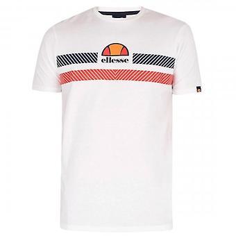 T-shirt blanc Ellesse Glisenta