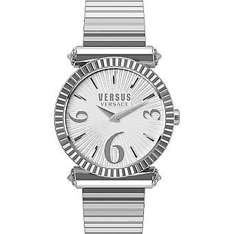 Versus by Versace Women's Watch Wristwatch REPUBLIQUE VSP1V0819 Stainless Steel