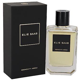 Essence No 7 Neroli Eau De Parfum Spray By Elie Saab 3.3 oz Eau De Parfum Spray
