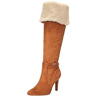 RIALTO Shoes Clea Women's Over-The-Knee Heeled Boot