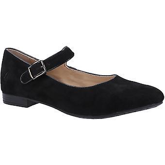 Hush Welpen Damen Melissa Strap flacher Schuh verschiedene Farben 31954