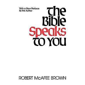 The Bible Speaks to You di Robert McAfee Brown - 9780664245979 Book
