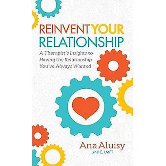 Uudista suhteesi - Terapeutti'Oivallukset Relan saamisesta
