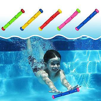 5pcs Multicolor Diving Stick Toy