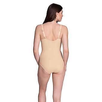 Rosa Faia Twin 3497-753 Women's Desert Padded Non-Wired All In One Body