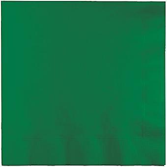 Bn 12/20Ct 2P Emerald Green Napkin