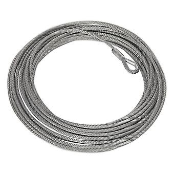 Sealey Srw5450.Wr Wire Rope (9.2Mm X 26Mtr) For Swr4300 And Srw5450