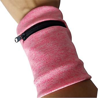 Strap Wallet Storage Arm Band Bag