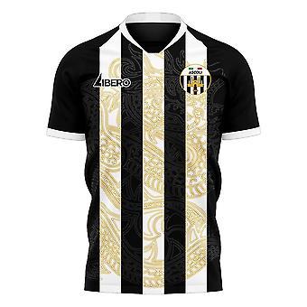 Ascoli 2020-2021 Home Concept Voetbal kit (Libero)