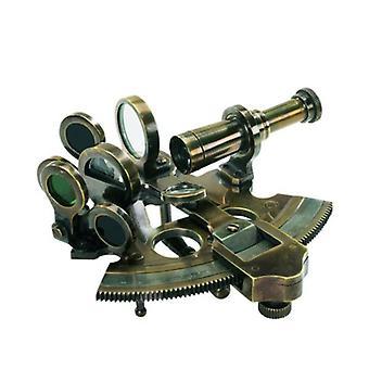Bronze lomme sextant