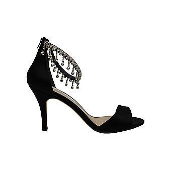 Nina Womens Vera Strap Sandals Open Toe Enkelband Classic Pumps