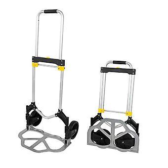 Steekwagen opvouwbaar – Tot 90 kg – 23 x 48,5 cm Aluminium
