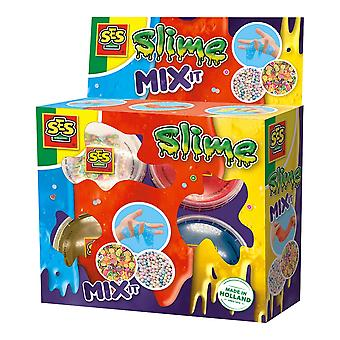 SES Creative - Kinderslijm Mix It Speelset (Multi-colour)