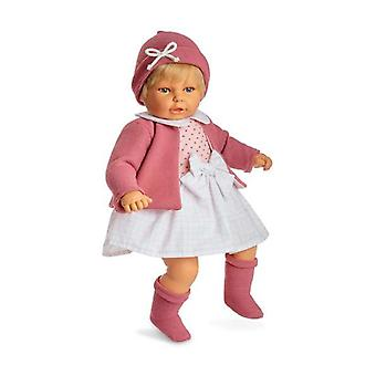 Baby doll Berjuan Cothes Pink (60 cm)