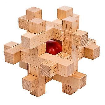 Kongming Sperre pädagogisches Spielzeug Puzzle dt7558