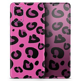 Pink Vector Cheetah Print - Skin-kit For The Samsung Galaxy S-series