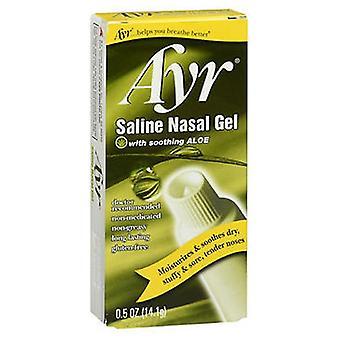 Ayr Saline Nasal Gel, Soothing Aloe 0.5 oz