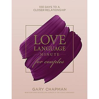 Love Language Minute for Couples di Gary D Chapman
