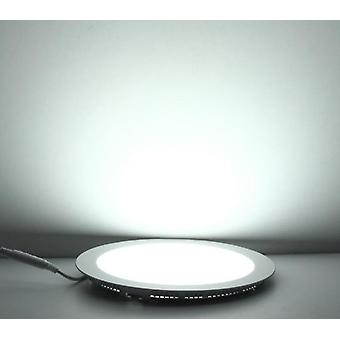 Round / Square Led Panel Light, Recessed Spot Ceiling Down Lights
