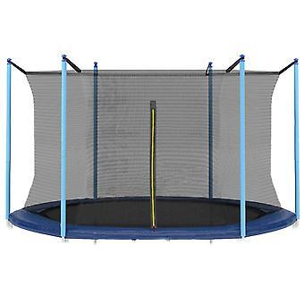 Trampolína síť 250 cm vnitřní hrana - 6 pólů - 8Ft - záchranná síť