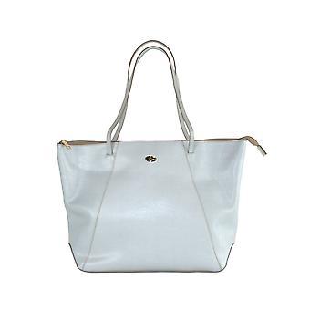 Light grey shoulder bag