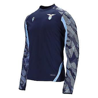 2021-2022 Lazio Poly Training Top (Navy)