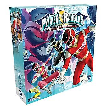 Power Rangers: Heroes of the Grid: Rise of the Psycho Rangers Expansion Board Game