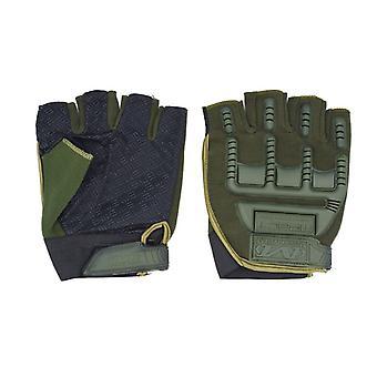 Fingerlösa handskar militär