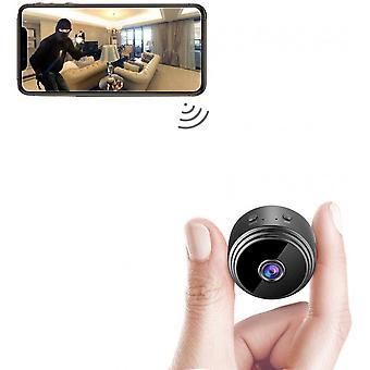 ミニカメラWifiホームセキュリティ監視ナニーカムコーダー